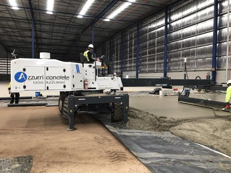 Azzurri Concrete, NSW | Leader and Innovator in the Australian ...